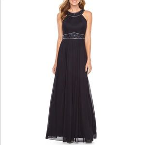 Dresses & Skirts - One By Eight Decoded Sleeveless Evening Gown SZ 10